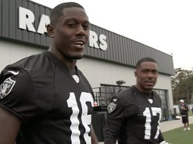 Watch: Raiders Ready For Raider Nation