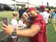 Watch: Redskins Hold Practice At Joint Base Andrews