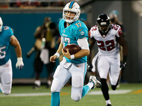 Watch: Ryan Tannehill shows his athleticism for a 22 yard gain