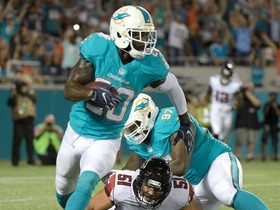 Watch: Reshad Jones picks off Matt Ryan at the goal line