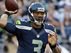 Watch: Can't-Miss Play: Russell Wilson drops a dime for a touchdown