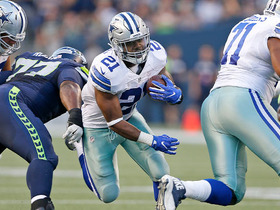 Watch: Every run from Ezekiel Elliott's Week 3 Preseason game