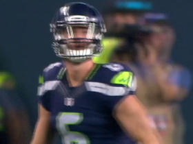 Watch: Russell Wilson finds Tanner McEvoy for 43 yards