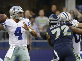 Watch: Casserly: Prescott should play in Cowboys opener