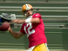 Watch: Aaron Rodgers to make preseason debut tonight vs. 49ers