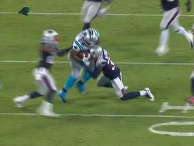 Watch: Jonathan Stewart picks up 23 yards and a first down
