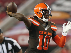 Watch: Can't-Miss Play: RGIII deep ball to Josh Gordon
