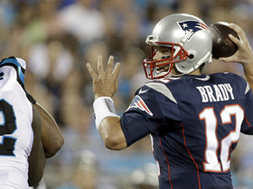 Watch: Can't-Miss Play: Tom Brady throws 33-yard strike for TD