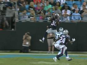 Watch: Duron Harmon picks off Derek Anderson