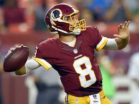 Watch: Kirk Cousins throws his third TD of the second quarter