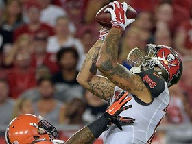 Watch: Preseason Week 3: Mike Evans highlights