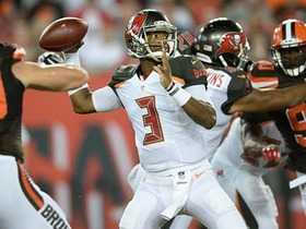 Watch: Preseason Week 3: Jameis Winston highlights