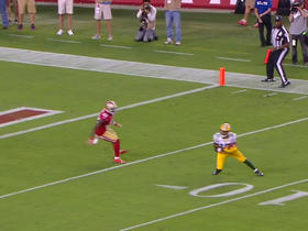 Watch: Randall Cobb takes the quick pass from Aaron Rodgers for the TD