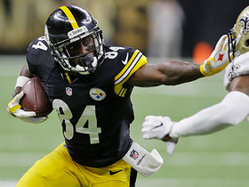 Watch: Antonio Brown highlights