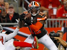 Watch: Josh Gordon highlights