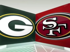 Watch: Packers vs. 49ers highlights