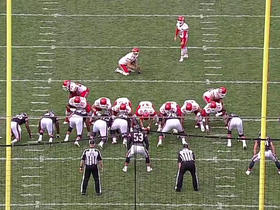 Watch: Cairo Santos kicks 41-yard FG