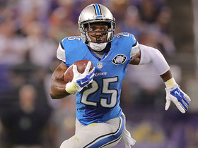 Watch: Theo Riddick breaks away for a 34-yard rush