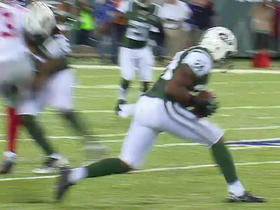 Watch: Darrelle Revis picks off Eli Manning