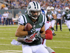 Watch: Ryan Fitzpatrick hits Eric Decker for the 22-yard TD