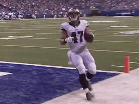 Watch: Sam Bradford finds Trey Burton for 3-yard touchdown
