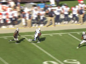 Watch: Andre Johnson with a 38 yard reception
