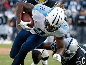 Watch: Titans vs. Raiders highlights