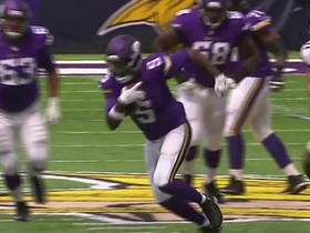 Watch: Teddy Bridgewater jukes defenders and rushes for 22 yards