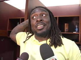Watch: Ricky Jean Francois: Chemistry Is 'Getting There'