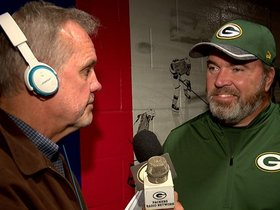 Watch: McCarthy 1-on-1: 'Proud of our young players'