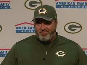 Watch: McCarthy: 'We improved as a football team today'