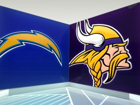 Watch: Chargers vs. Vikings highlights
