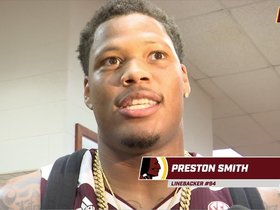 Watch: Preston Smith