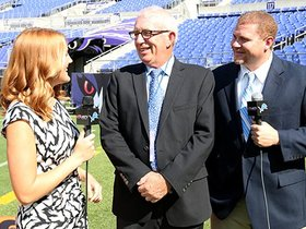Watch: Keys to the Game: Lions at Ravens