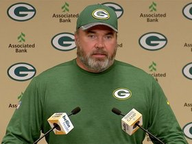Watch: Mike McCarthy: Thursday night in KC is important