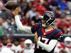 Watch: Every throw from Brock Osweiler in Preseason Week 3