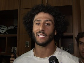 Watch: Kaepernick opens up on protest decision