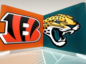 Watch: Bengals vs. Jaguars highlights