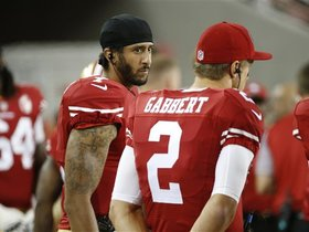 Watch: How will the 49ers deal with Kaepernick?