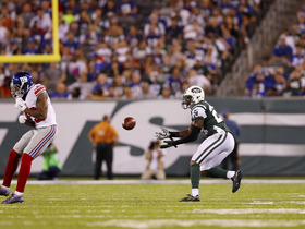 Watch: Should OBJ have gone for the ball?
