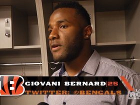 Watch: Bernard on TD vs Jags
