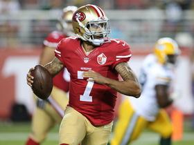 Watch: Is Kaepernick's future with the 49ers in jeopardy?