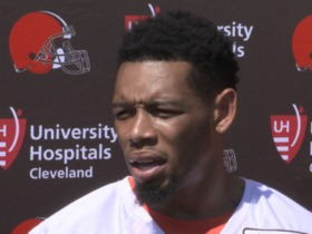 Watch: Haden: It's about making plays. It's about winning