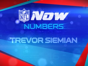 Watch: NOW Numbers: Trevor Siemian