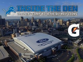 Watch: Inside the Den: Lions camp Episode 4