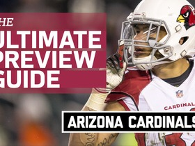 Watch: The Ultimate Preview Guide: Arizona Cardinals