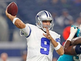 Watch: David Carr: Not so sure Romo will miss Week 1