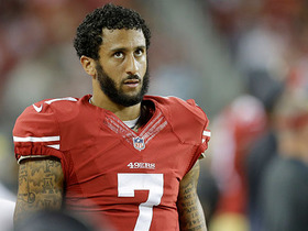 Watch: Kaepernick's fate could hinge on Thursday night