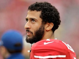 Watch: Is Kaepernick in danger of being cut?