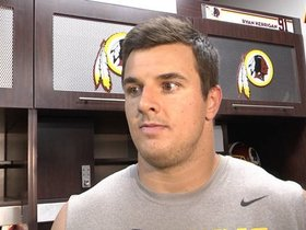 Watch: Kerrigan: 'Weird' Not Having Riley Jr. And Paea
